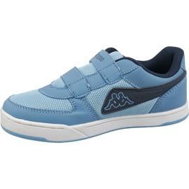 Kappa Trooper Light Sun Jr 260536K-6467 shoes blue 1