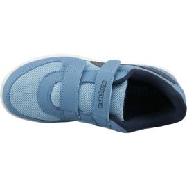 Kappa Trooper Light Sun Jr 260536K-6467 shoes blue 2