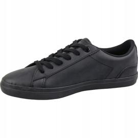 Lacoste Lerond Bl 2 Jr 737CUJ002702H shoes black 1