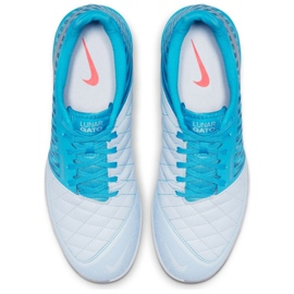 Indoor shoes Nike Lunargato Ii Ic M 580456-404 blue multicolored 2