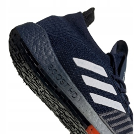 Adidas PulseBOOST Hd M EG0979 running shoes navy 2