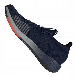 Adidas PulseBOOST Hd M EG0979 running shoes navy 5