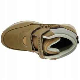 Kappa Bright Mid Fur K 260329K-4143 shoes beige 2