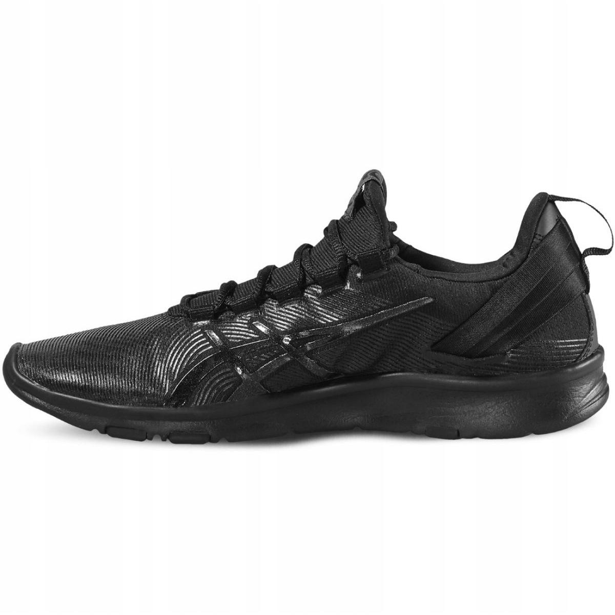 Asics Gel Fit Sana 2 shoes in S561N-9099 black