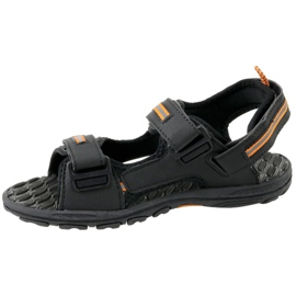 Kappa Korfu K 260448K-1144 shoes black 1