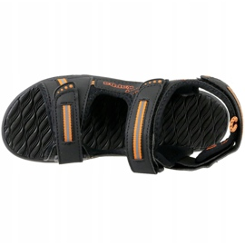 Kappa Korfu K 260448K-1144 shoes black 2
