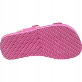 Lacoste Sol 119 Jr 737CUC00222J4 shoes pink 3