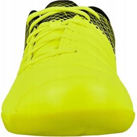 Indoor shoes Puma evoPOWER 4.3 Tricks black, yellow, pink black 2