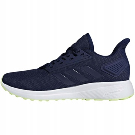 Running shoes adidas Duramo 9 W F34666 navy 1