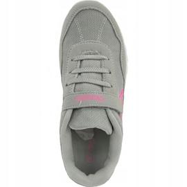 Kappa Follow K Jr 260604K 1422 shoes grey 2
