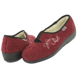Befado women's shoes pu 940D355 red 5