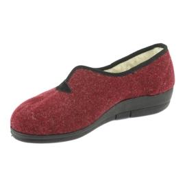 Befado women's shoes pu 940D355 red 3