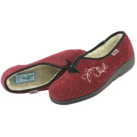 Befado women's shoes pu 940D355 red 6