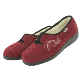 Befado women's shoes pu 940D355 red 4