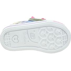 Skechers Shuffle Lite Jr 20135N-SMLT shoes pink 3