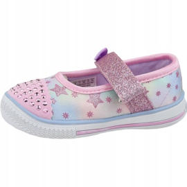 Skechers Twinkle Play Jr 20140N-PKMT shoes multicolored 1