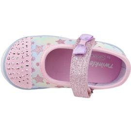 Skechers Twinkle Play Jr 20140N-PKMT shoes multicolored 2