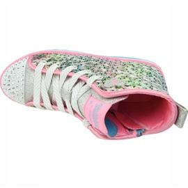 Skechers Twinkle Lite Jr 20241L-PKMT shoes multicolored 2
