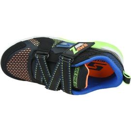 Skechers Erupters Ii Jr 90552L-BBLM shoes black multicolored 2