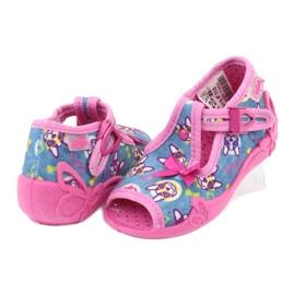 Befado pink children's shoes 213P113 blue 4