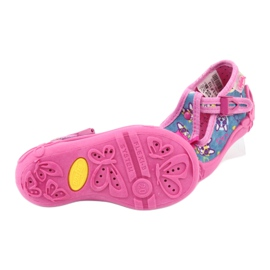 Befado pink children's shoes 213P113 blue 5