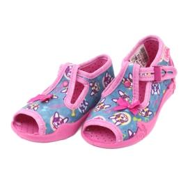 Befado pink children's shoes 213P113 blue 3