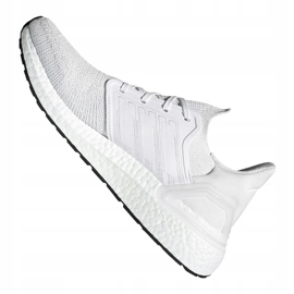 Adidas UltraBoost 20 M EF1042 shoes white 2
