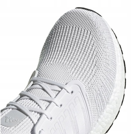 Adidas UltraBoost 20 M EF1042 shoes white 3