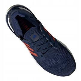 Adidas UltraBoost 20 M EG0693 shoes navy 1