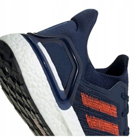 Adidas UltraBoost 20 M EG0693 shoes navy 4
