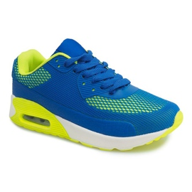 DN3-8 Royal sports running shoes blue 4