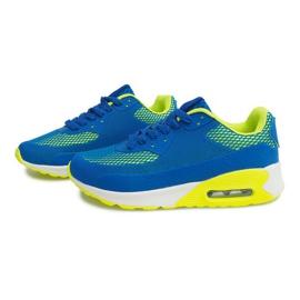 DN3-8 Royal sports running shoes blue 2