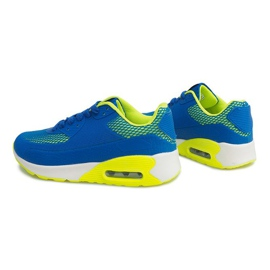 DN3-8 Royal sports running shoes blue 3