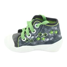 Befado children's shoes 218P058 grey green 3