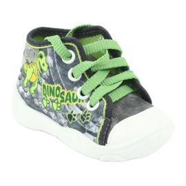 Befado children's shoes 218P058 grey green 2
