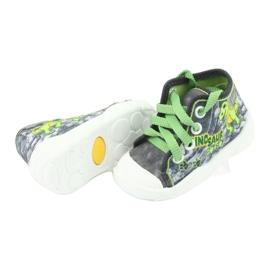 Befado children's shoes 218P058 grey green 6
