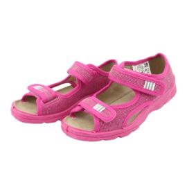 Befado children's shoes 113X009 pink 5