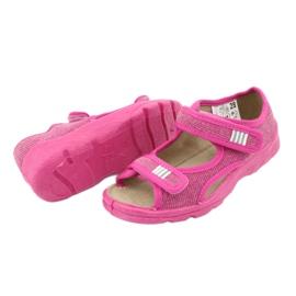 Befado children's shoes 113X009 pink 7