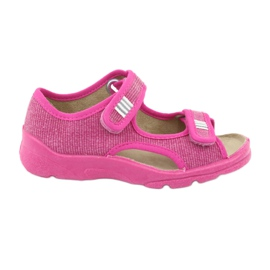 Befado children's shoes 113X009 pink 1