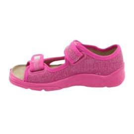 Befado children's shoes 113X009 pink 4