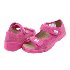 Befado children's shoes 113X009 pink 6