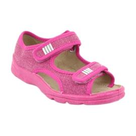 Befado children's shoes 113X009 pink 2
