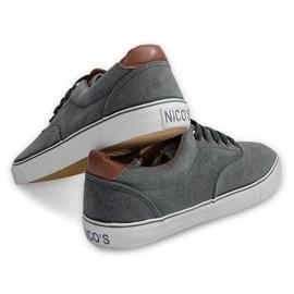 Classic Sneakers Convert 1002 Gray grey 3