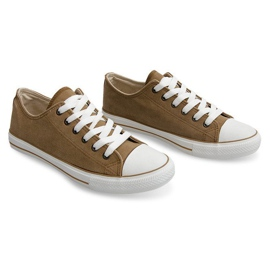 Classic Sneakers Convert 1005 Khaki 1