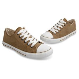 Classic Sneakers Convert 1005 Khaki 2