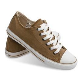 Classic Sneakers Convert 1005 Khaki 4