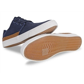Fabric Sneakers Casual Y010 Blue navy 2