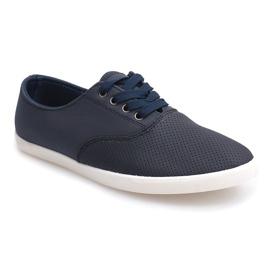 Men's Sneakers BCM15008 Navy 1