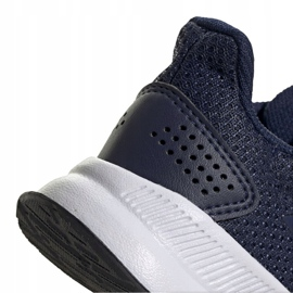 Adidas Runfalcon I Jr EG6153 shoes white navy 4