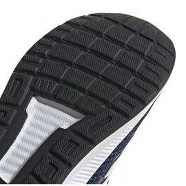 Adidas Runfalcon I Jr EG6153 shoes white navy 5
